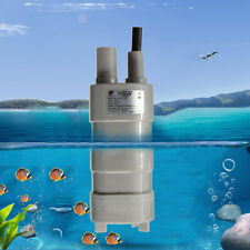 12V 5M Pumping Head Mini Submersible Motor Fish Pond Aquarium Brush Water Pump