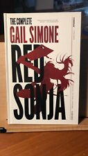 The Complete Gail Simone Red Sonja
