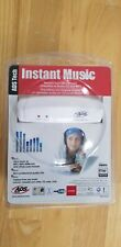 INSTANT MUSIC by ADS tech RECORD YOUR OLD LPS & CASSETTES TO CD/MP3*SEALED NEW*