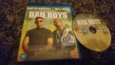 Bad Boys (Blu-ray, 2010) Will Smith, Martin Lawrence
