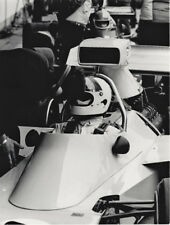 Amon AF101-Ford. Chris Amon. Spanish GP, 1974. Vintage F1 photo. L274