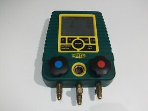Refco Digimon Gauges - Untested / Faulty ?