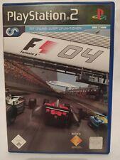Formel Eins 04 - Playstation 2 - PS2 - Spiel - Game - *OVP*