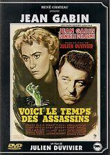 """DVD """"Voici le temps des assassins"""" - Jean Gabin - NEUF SOUS BLISTER"""