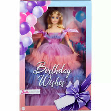 Barbie Signature Birthday Wishes Collector Doll