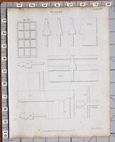 1822 Estampado Arquitectura Varios Ejemplos Windows