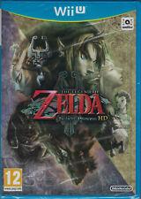 The Legend of Zelda Twilight Princess HD | deutsch | Nintendo Wii U | NEU & OVP