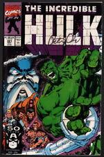 Incredible Hulk 381 SIGNED Peter David Story / Dale Keown Cover & Art