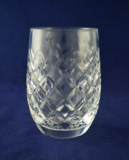 """Waterford Crystal """"POWERSCOURT"""" Whiskey Glass / Tumbler – 11.2cms (4-3/8″) Tall"""