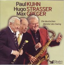 Paul Kuhn,Hugo Strasser,Max Greger - Reader's Digest  4 CD Box  OVP
