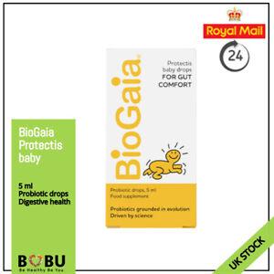 BIOGAIA PROTECTIS BABY 5ml Probiotic Colic Reduce / FAST DISPATCH UK STOCK