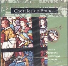 Chorales de France. Vol. 4: Alsace, Lorraine, Champagne, Ardennes (CD) Sealed!