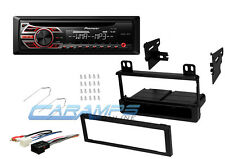 NEW PIONEER CAR STEREO CD PLAYER RECEIVER WITH COMPLETE INSTALLATION DASH KIT