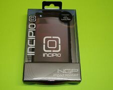 AT&T Nokia Lumia 900 BLACK Rubber Feel Slide on Case Cover with Screen Protector