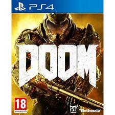 Doom PS4 Juego-a Estrenar!