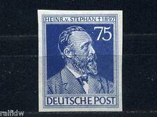 75 PFG. di Stephan 1947 ** ungezähnt Michel 964 U esaminati (s9219)