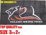 FLAG 3 FT X 2 FT HSV HOLDEN RACING TEAM MAN CAVE BAR GARAGE COMMODORE WALL HANG