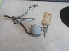OEM Honda Lock Set 1972-1976 CT70-K Trail 70 Mini Bike  35010-098-950