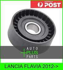 Fits LANCIA FLAVIA Idler Tensioner Drive Belt Bearing Pulley