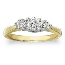 womens 14k Gold Diamond Wedding & Anniversary Bands