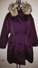 Marks and Spencer Faux Fur Winter Coats & Jackets for Women