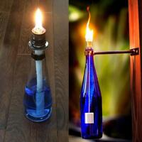 Fiber Wicks Oil Glass Lamp Kerosene Burner Cotton Wick For Home Supplies Candles