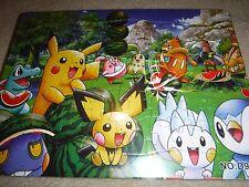 Brand New Jigsaw Pikachu watermelon Puzzles 40 pcs
