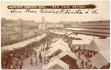 SAN LUIS POTOSI, Mercado Porfirio Díaz; Mexico