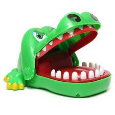 For Children Kids Small Size Gags Joke Dentist Bite Finger Game Crocodile Toy