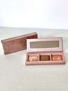 BareMinerals Crystalline Glow Bronzer & Highlighter Palette BRAND NEW IN BOX