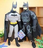Batman The Dark Knight Rises ARKHAM CITY Soft Plush Doll Toy 45cm 18'' Big Teddy