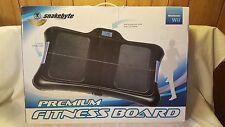 Snakebyte Premium Fitness Board schwarz (Wii)
