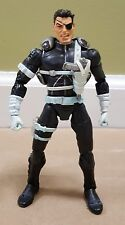 marvel legends....................series 5 nick fury agent of shield loose