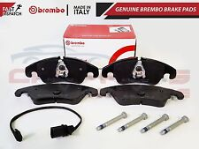 FOR AUDI A4 A5 A6 A7 Q5 FRONT AXLE GENUINE BREMBO BRAKE PADS PAD SET P85098
