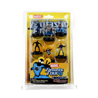 Marvel HeroClix: Fantastic Four Fast Forces NEW SEALED MINIS!