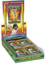 2021 Topps Finest Flashbacks Single Cards You Pick Complete Your Master Set!!