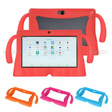 """XGODY KIDS ANDROID 8.1 7"""" INCH WIFI Tablet PC 16G Quad-core 2*CAM HD Bundle Case"""