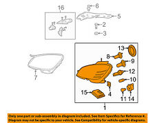 MERCEDES OEM 08-09 C300-Headlight Assembly 2048209461