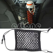 Nylon Net Mesh Bag Car Truck Storage Luggage Hooks Hanging Organizer Holder Seat