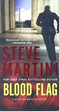 Blood Flag: A Paul Madriani Novel Martini, Steve Mass Market Paperback