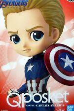 Q posket Marvel Special Color Captain America / Avengers / Qposket / Authentic!