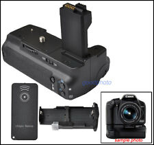 Battery Grip for Canon 450D 500D 1000D BG-E5 with dial Holder