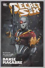 Secret Six: Danse Macabre (DC Comics 2010)    SC.    Mint
