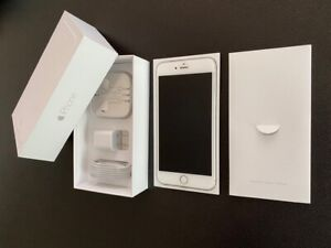 Apple iPhone 6 Plus - 16GB - Silver (Verizon) A1522 (CDMA GSM)