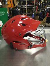 Brine Lacrosse Helmet Size M/L Red New