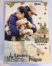 Lovers in Prague - Korean Drama (10 DVD Set) RARE Region Free, VG Shape, SBS