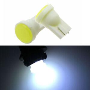 Car Bulbs T10 COB SMD LED 501 W5W Wedge Door Interior Side Lamp Lights White UK