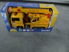 Bruder 02754 - MAN TGA Kran-LKW