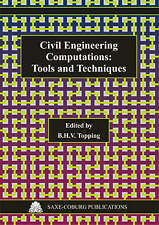 Civil Engineering Computations: Tools and Techniques, Unknown, Used; Very Good B