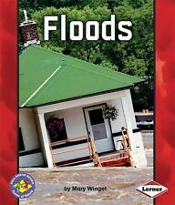 FLOODS - Nonfiction Picture Book - Forces of Nature Series